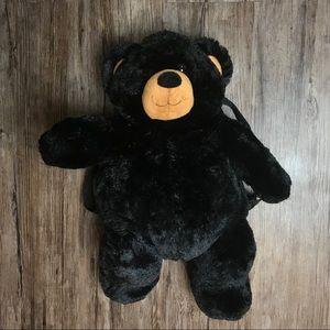Handbags - Black BEAR Backpack